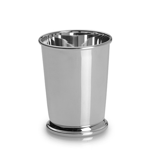 Empire Sterling Silver Plain Mint Julep Cup - Engrave yours at SilverGallery.com