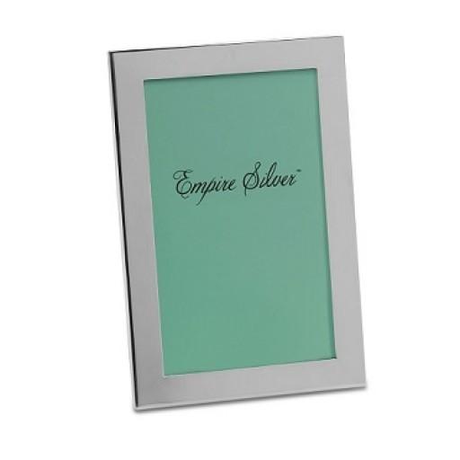 Empire Sterling Plain Frame - 4 x 6
