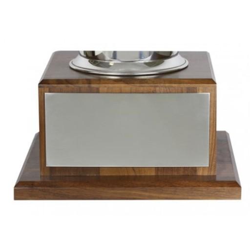 Engraving Plate for Medium Wood Trophy Base - Screw-In