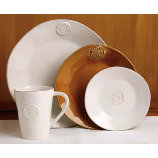 Casafina Forum Dinner Plates - 5 Colors - Available from SilverGallery.com