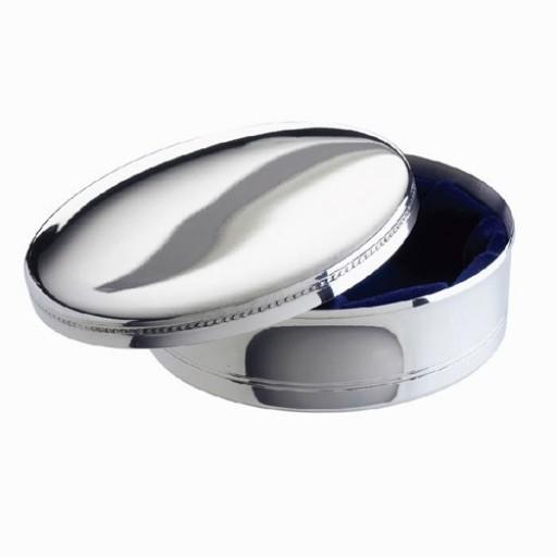 "Images Jewel Box w/Royal Blue Liner - 4"""