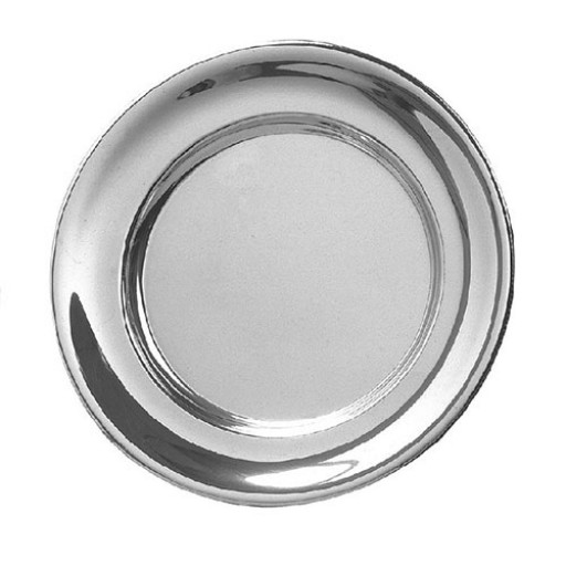 "Salisbury Pewter Images Plate - 12"""