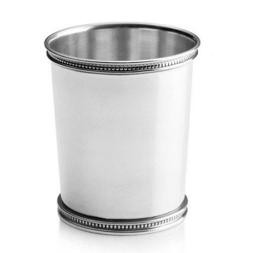 towle mint julep cup silver plated
