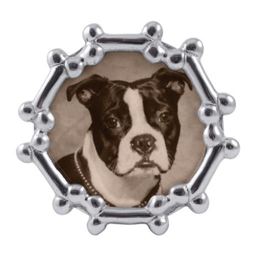Mariposa Round Dog Bone Frame - 4 x 6