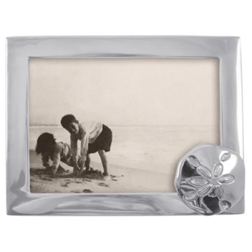 Mariposa Sand Dollar Frame - 5 x 7
