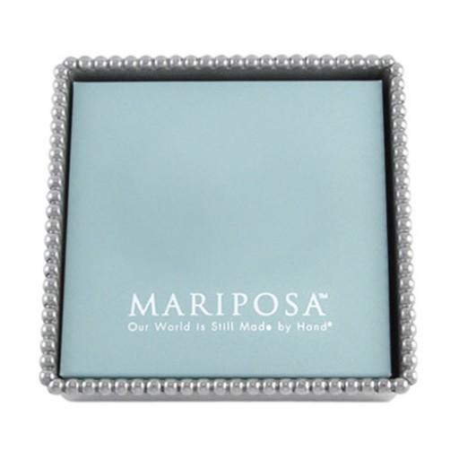Mariposa Beaded Cocktail Napkin Holder