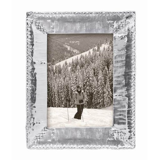 Mariposa Birch Picture Frame - 5 x 7 - Available from SilverGallery.com