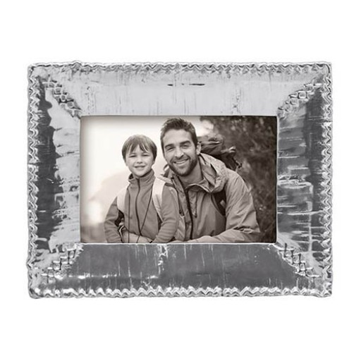 Mariposa Birch Picture Frame - 4 x 6 - Available from SilverGallery.com
