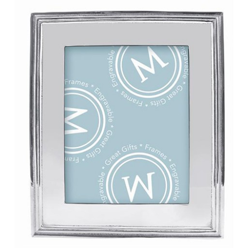 Mariposa Brillante Classic Picture Frame - 8 x 10 - Available from SilverGallery.com