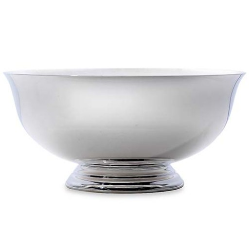 "Reed & Barton Silverplate Engravable Revere Bowl - 5.25"" - Engrave yours at SilverGallery.com"