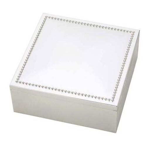 Reed & Barton Lyndon Square Keepsake Box