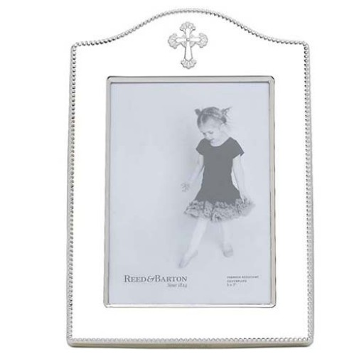 Abbey Cross Picture Frame - 5 x 7