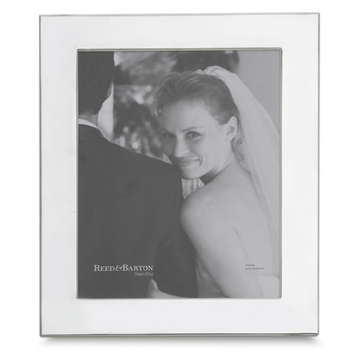 Reed & Barton Wide Border Picture Frame - 3 1/2 x 5