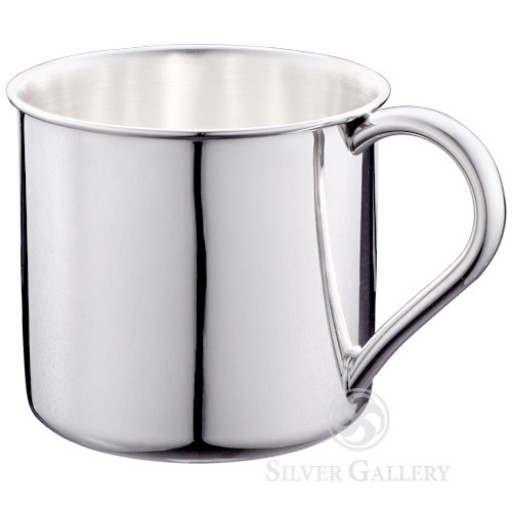 Reed Amp Barton Classic American Sterling Silver Baby Cup