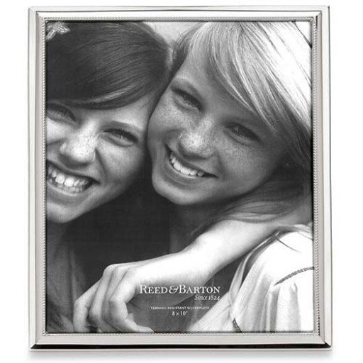 Reed & Barton Capri Silverplate Picture Frame - 8 x 10 - Available from SilverGallery.com