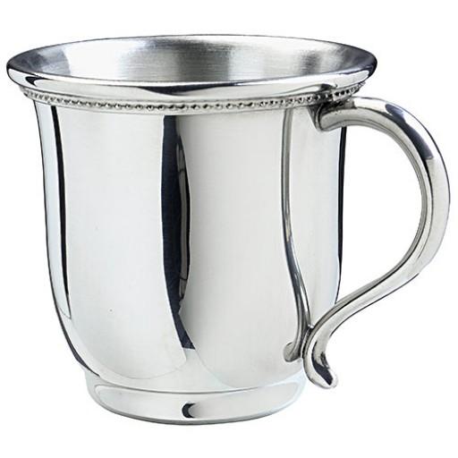 Salisbury Georgia Pewter Baby Cup - 5 Oz.
