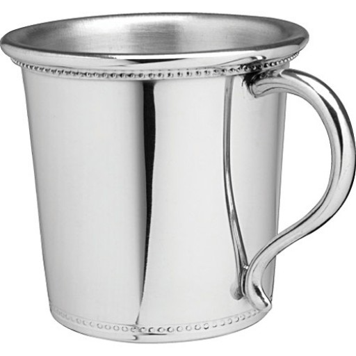 Salisbury Pewter Mississippi Baby Cup, 5 Oz