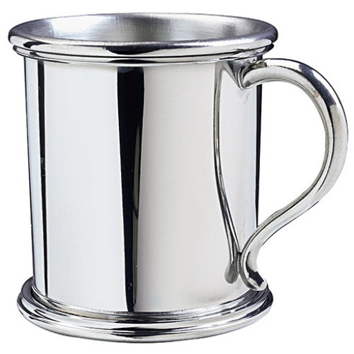 Salisbury Tennessee Pewter Baby Cup