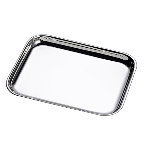 "York Rectangular Sterling Silver Tray - 6"" - Available from SilverGallery.com"