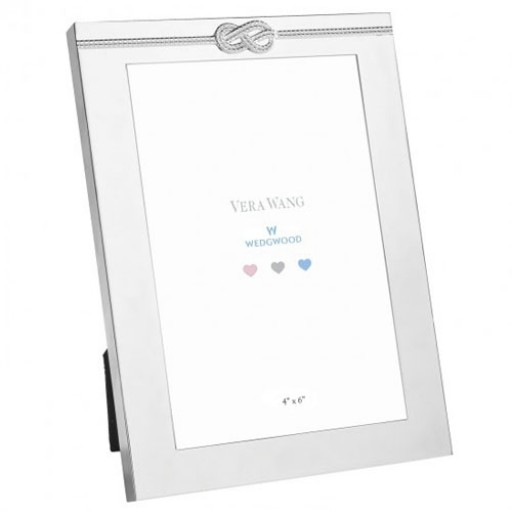 Vera Wang Infinity Baby Picture Frame 4 X 6