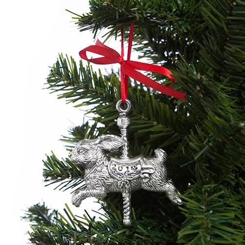 Arthur Court Bunny 2014 Ornament