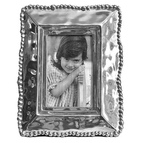 Beatriz Ball Organic Pearl Picture Frame 4 X 6