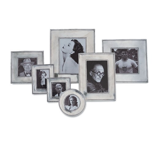 Match Pewter Lombardia Pewter Frames
