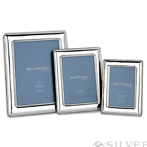 Reed and Barton Sterling Silver Regal Frames