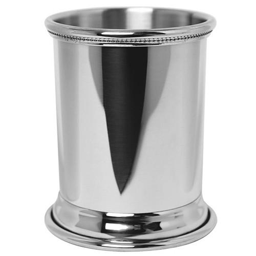 salisbury pewter louisiana mint julep cup