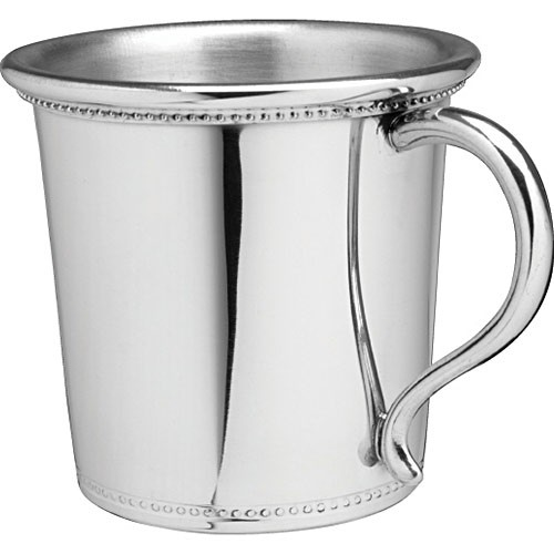 Pewter Mississippi Baby Cup, 5 Oz