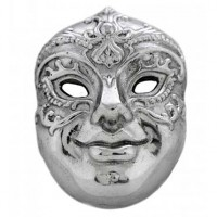 Arthur Court Mardi Gras Mask Bottle Opener