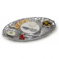 Arthur Court Grape Entertainment Tray