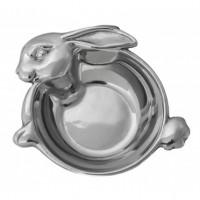 Arthur Court Bunny Baby Bowl