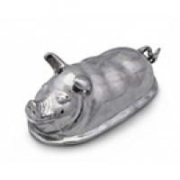 Arthur Court Pig Butter Dish