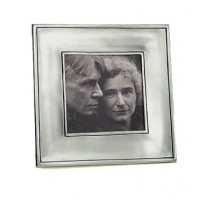 Match Pewter Lombardia Square Frame - Medium