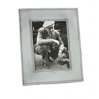 Match Pewter Lombardia Rectangle Frame - 5 x 7