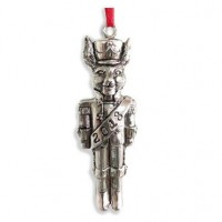 Arthur Court 2018 Bunny Ornament - Nutcracker Toy Soldier