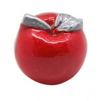 Mariposa Red Apple Napkin Weight