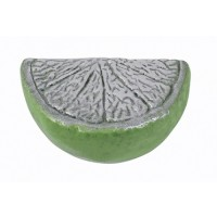 Mariposa Green Lime Napkin Weight
