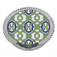Mariposa Jacki Beaded Coaster Set