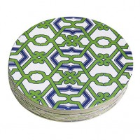 Mariposa Jacki Beaded Coaster Set Refill - Pack of 12
