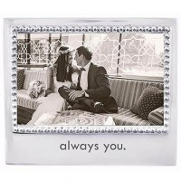 "Mariposa Statement Frame 4 x 6 - ""always you"""
