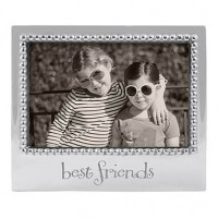 "Mariposa ""Best Friends"" Statement Frame - 4 x 6"