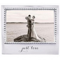 "Mariposa ""Just Love"" Statement Frame - 4 x 6"