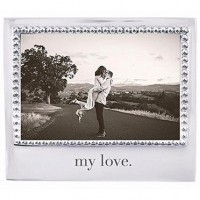 "Mariposa ""my love"" Statement Frame - 4 x 6"