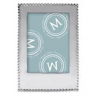Mariposa Engravable Blank Vertical Statement Frame - 5 x 7