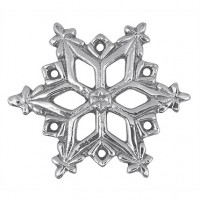 Mariposa Open Snowflake Napkin Weight - SOLD OUT FOR 2018