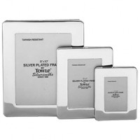 Towle Wide Border Picture Frame - 8 x 10