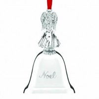 Reed & Barton 2017 Noel Bell Angel Musical Ornament - 38th Edition - Ships August 2017
