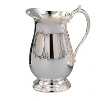 Romantica Silverplated Water Pitcher - 2 qt